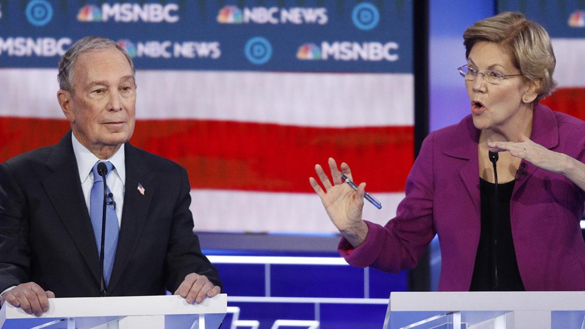 Newt Gingrich: 2 winners and 1 big loser in Democratic presidential debate