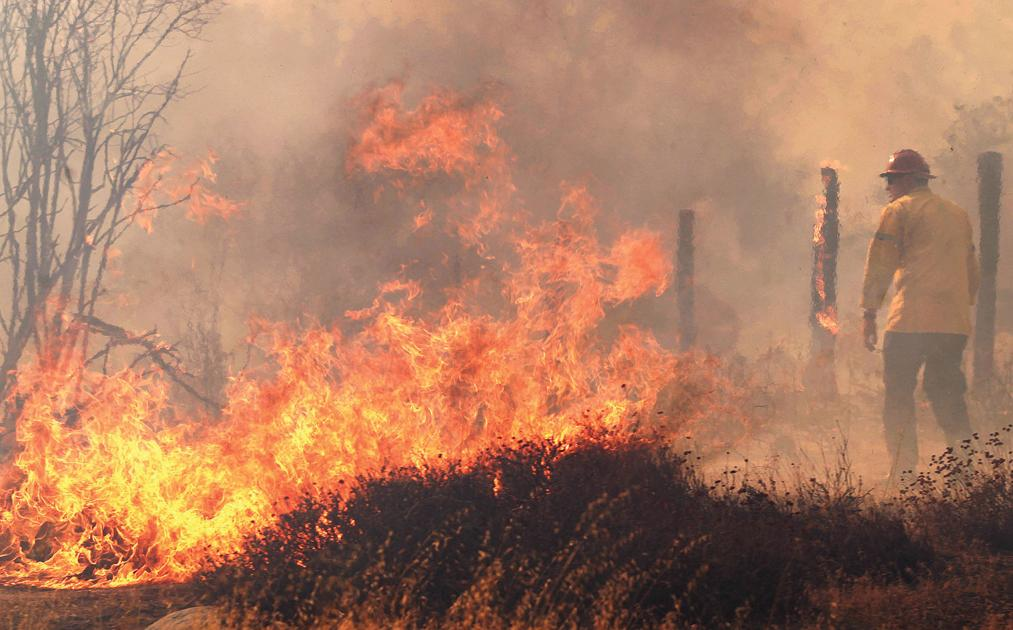 PG&E pays $900,000 for damages stemming from 2014 Way Fire in Kern County