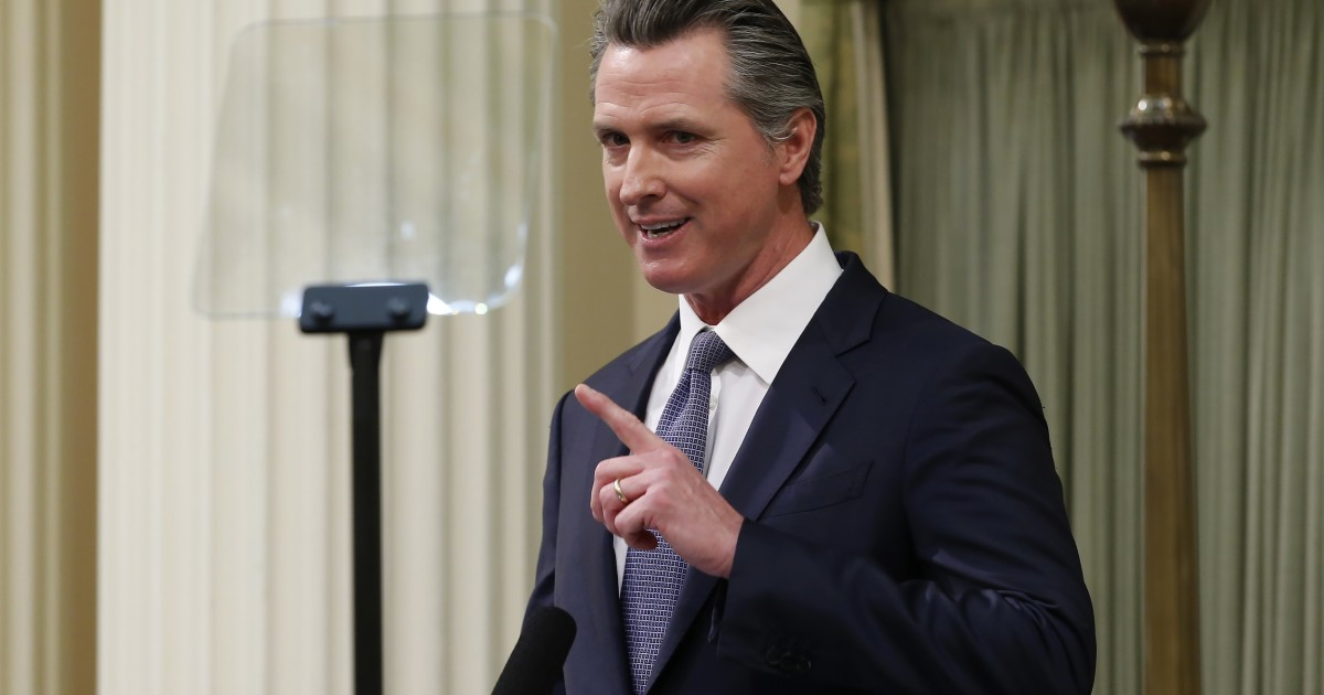 What Newsom didn't mention: To really address homelessness in California, a tax hike is inevitable